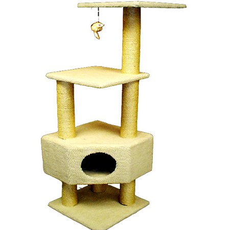 52 Majestic Pet Cat Tree