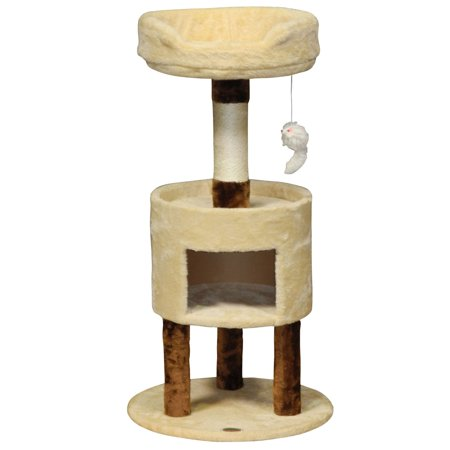 Go Pet Club 41 in. Cat Tree Condo House Furniture