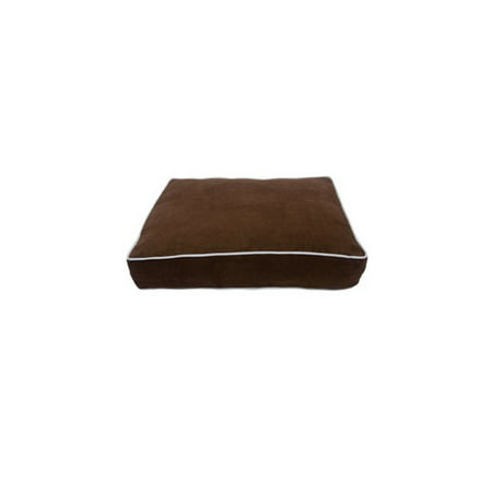 Iconic Pet Luxury Buster Pet Bed Cocoa Large