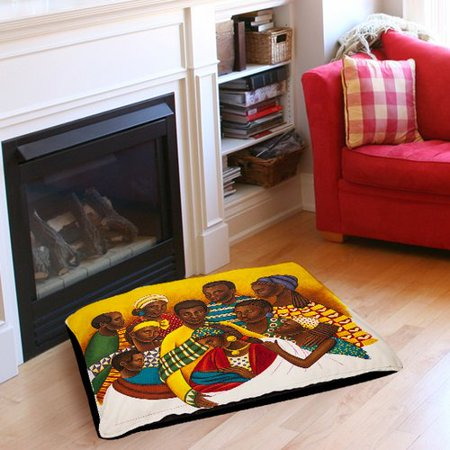 Manual Woodworkers  Weavers Family Photo Pet Bed