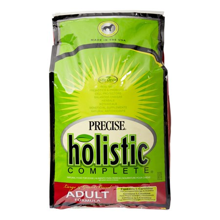 Precise Pet Holistic Complete Large  Giant Breed Adult Dry Dog Food 30 lb