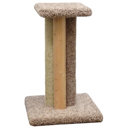 New Cat Condos 24 Premier Triple Cat Scratching Post