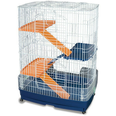 Prevue Pet Products FourStory Animal Cage on Casters