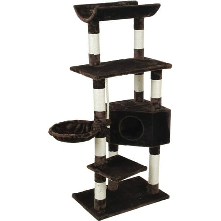 One Source International Deluxe Cat Playset 55