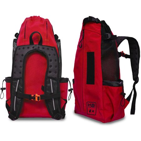 K9 SPORT SACK AIR LARGE RED