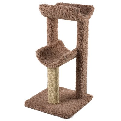 Ware 01138 Kitty Cat Tower MultiColor Small Boxed