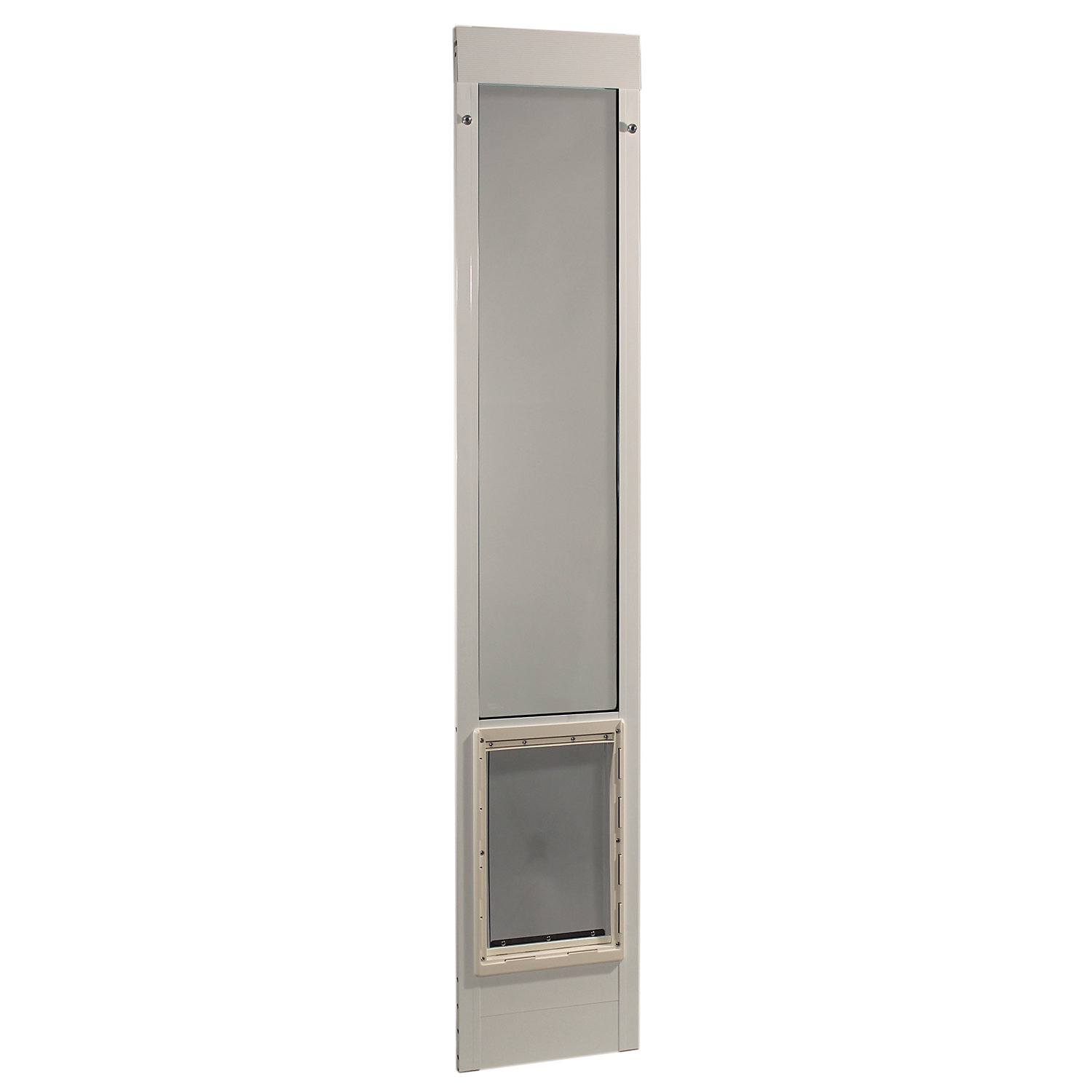 Perfect Pet 75 Pet Patio Door in White