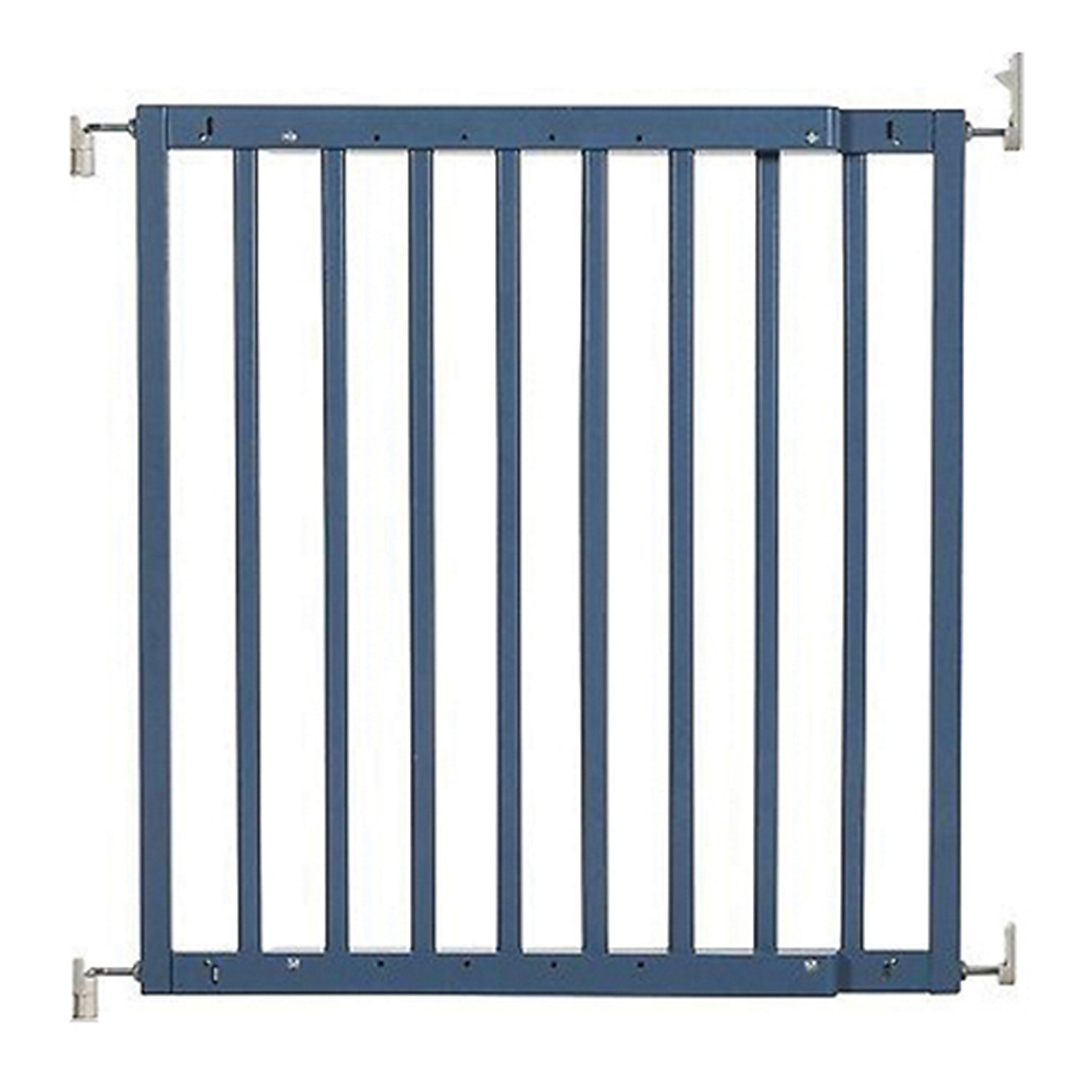Primetime Petz Safety Mate Expandable Pet Safety Gate Sky Blue