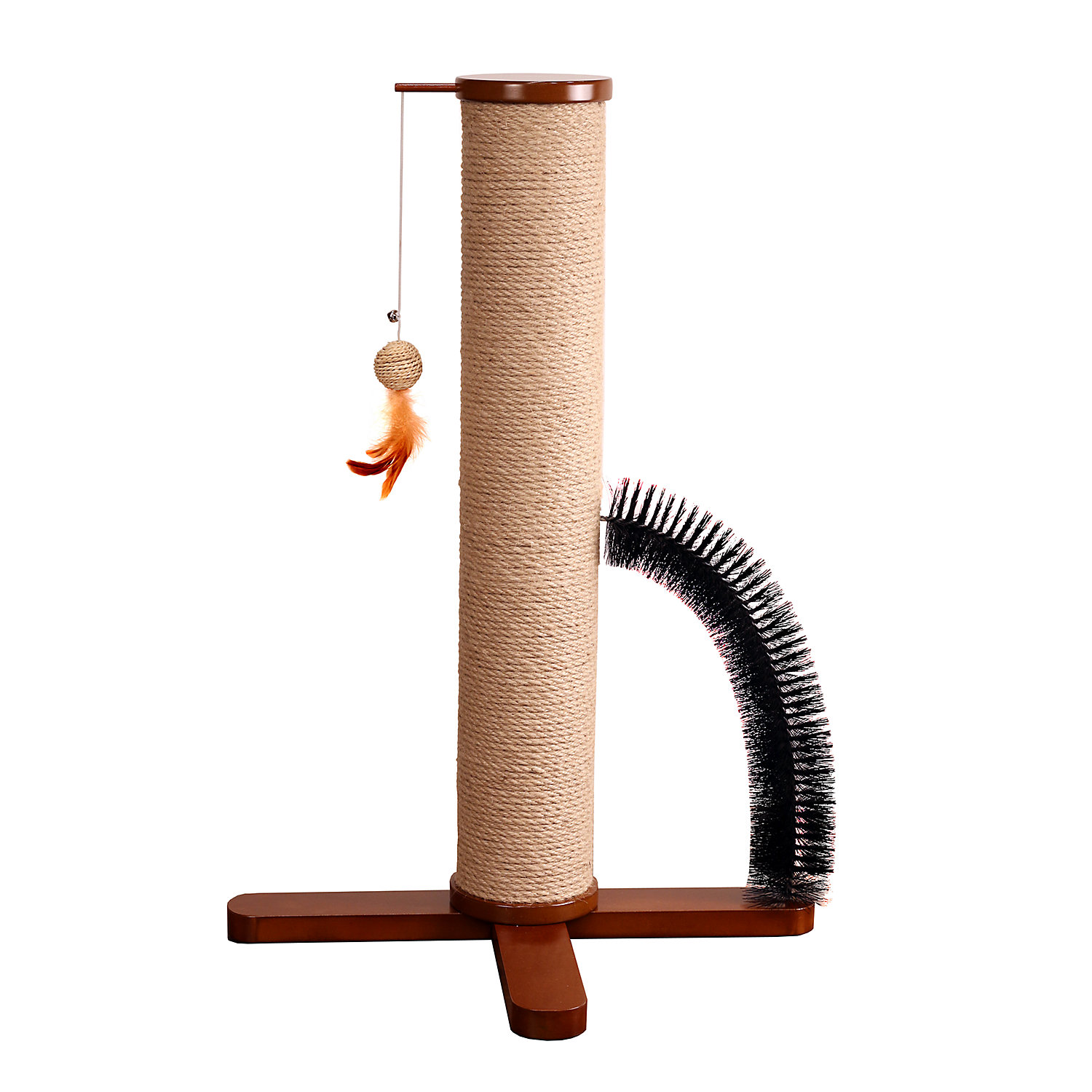Merry Products Purfect 3in1 Scratcher Post
