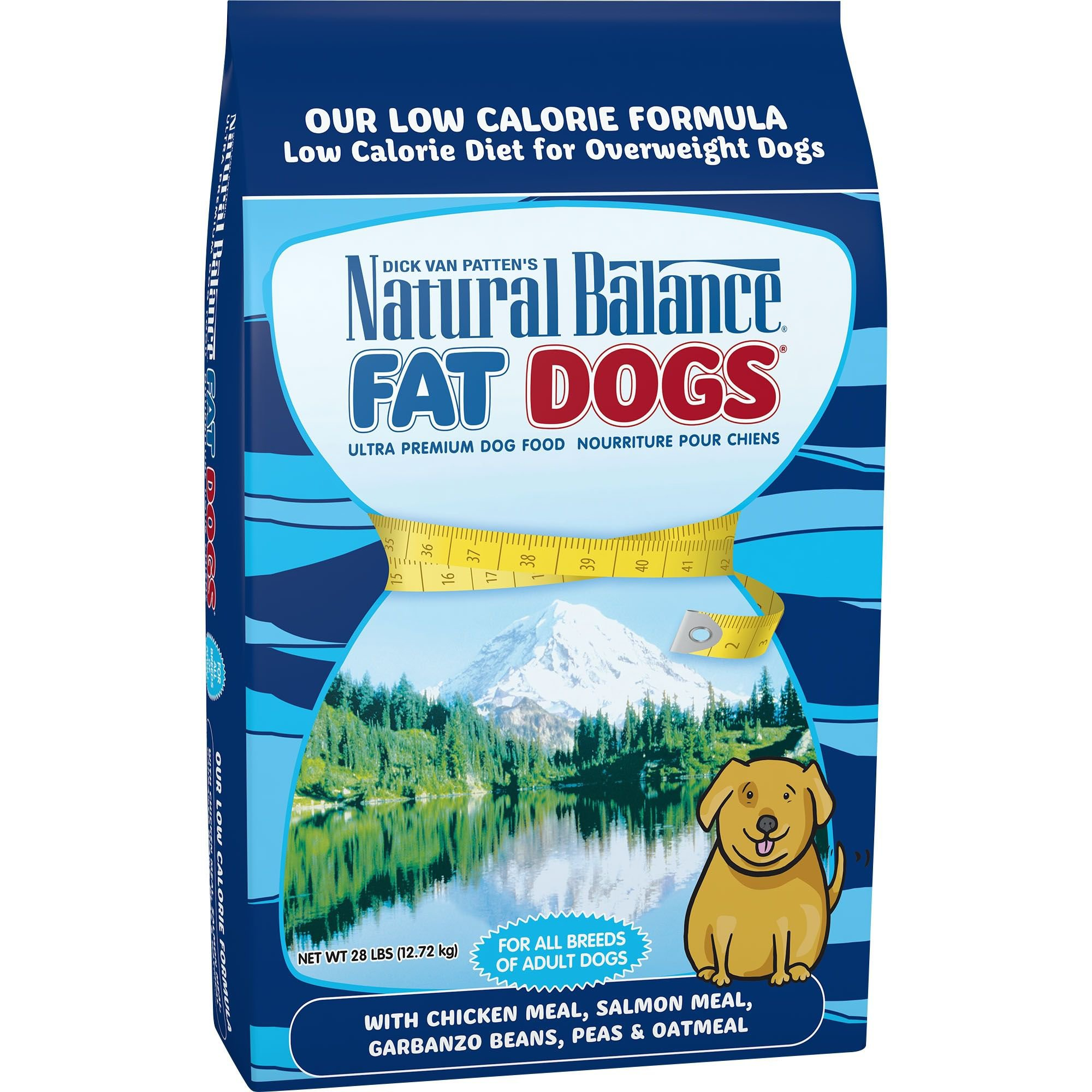 Natural Balance Fat Dogs Dog Food 28 lbs.