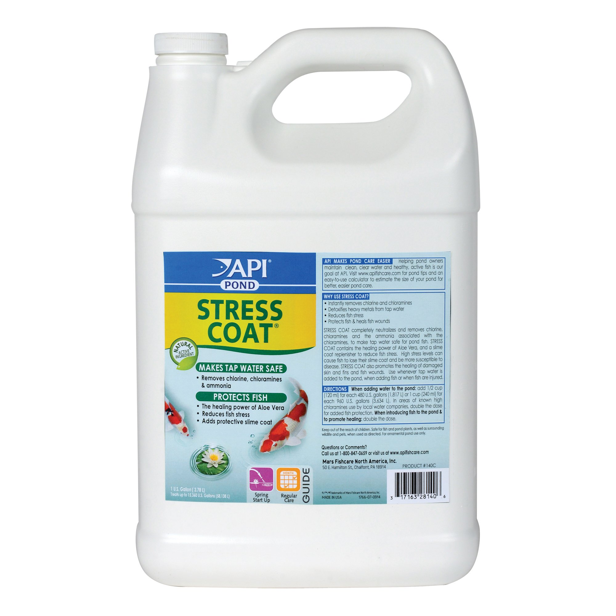 API Pond Stress Coat 1 Gallon
