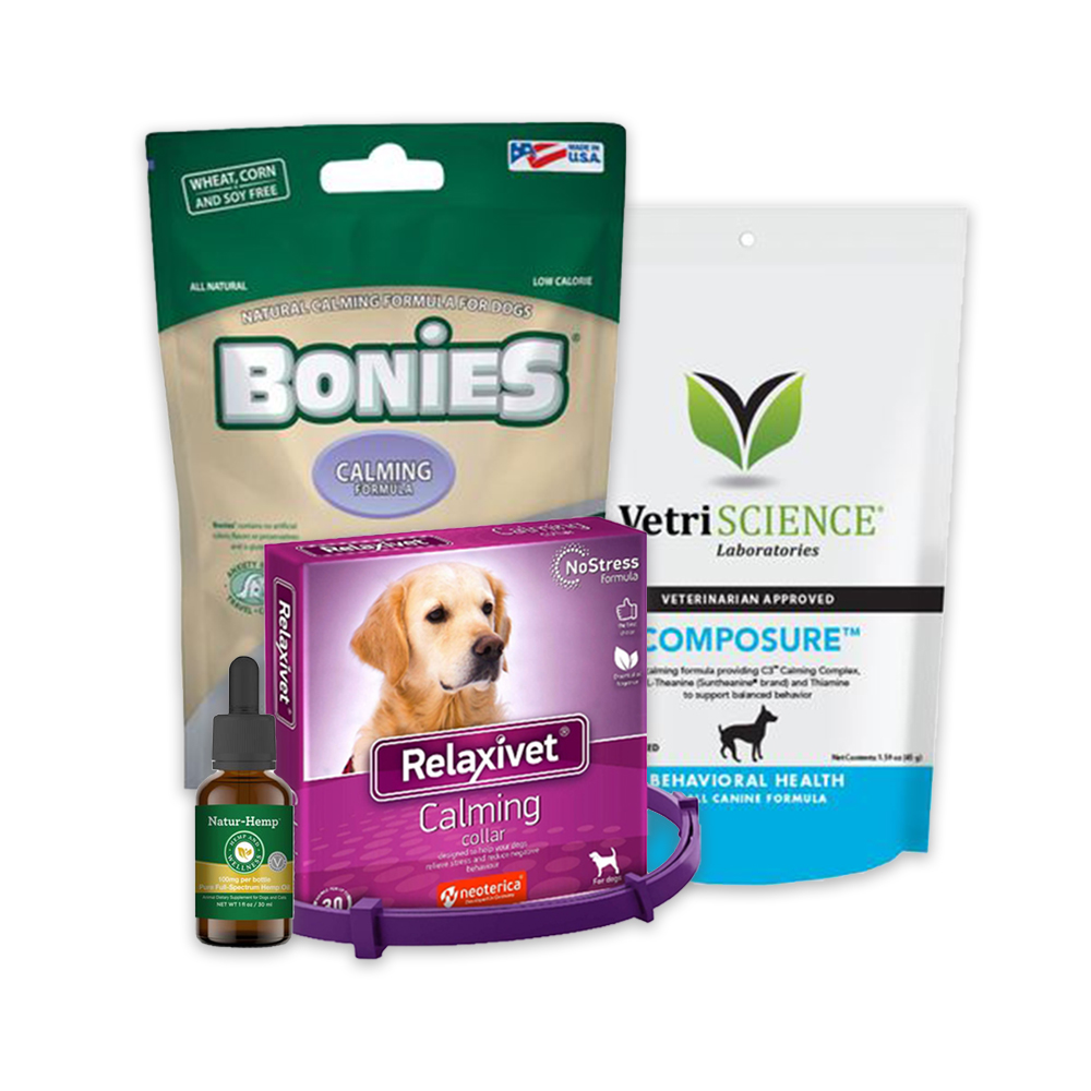 Anxiety Relief Kit for Dogs