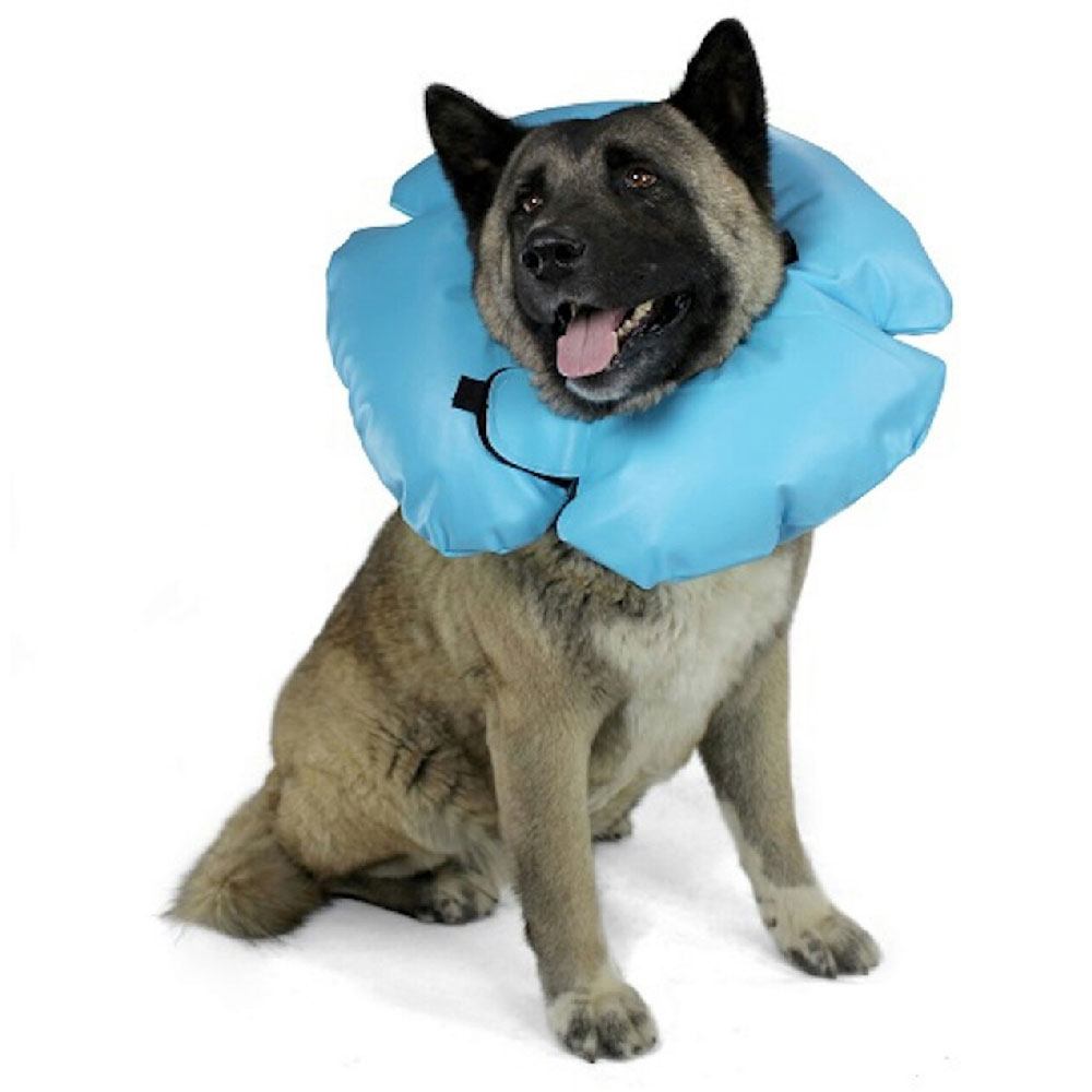 "VetOne Eliz Air-Tight Inflatable Collar, X-Large, 18"" and Up"