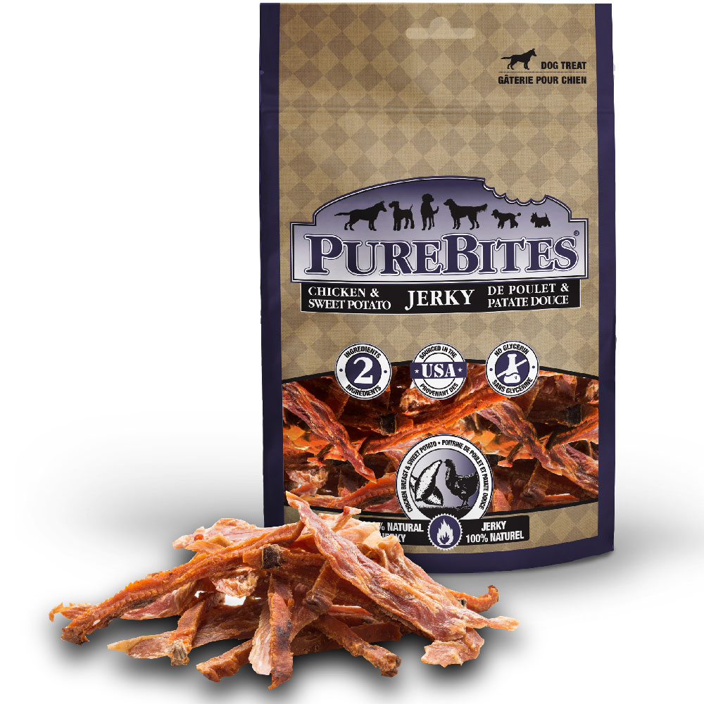 PureBites Chicken Jerky & Sweet Potato (13.2 oz)