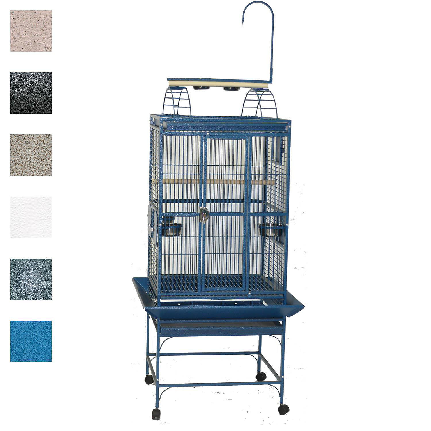 AE Cage Company 24 X 22 Play Top Bird Cage in Sandstone