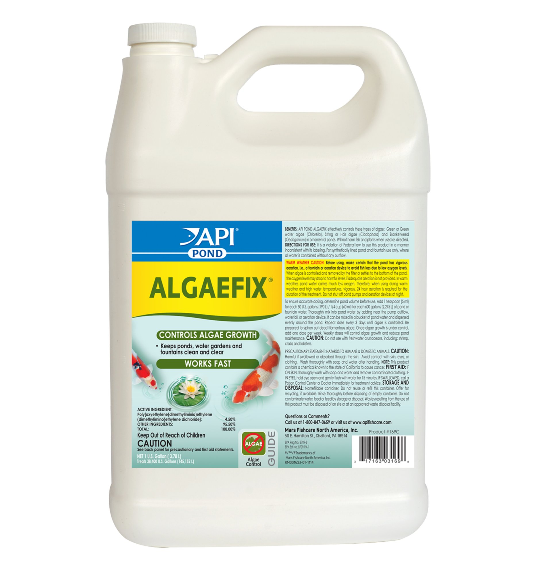 PondCare AlgaeFix 1 gallon