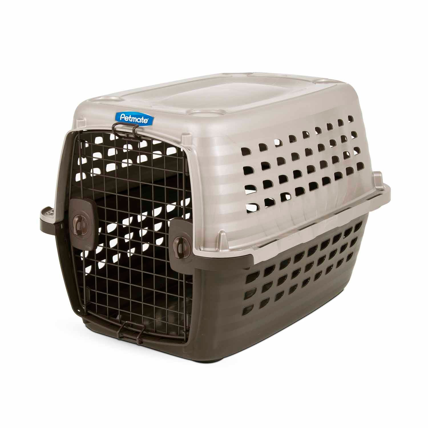 Petmate Navigator Pet Kennel 28 L X 20 W X 19.2 H Small Tan  Brown