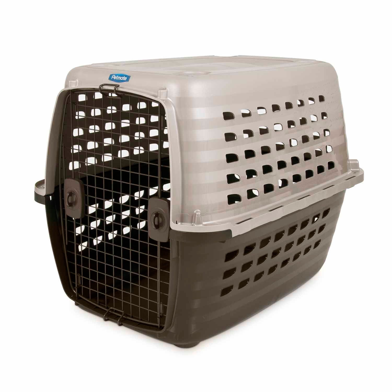Petmate Navigator Pet Kennel 36 X 23 W X 26 H Medium Tan  Brown