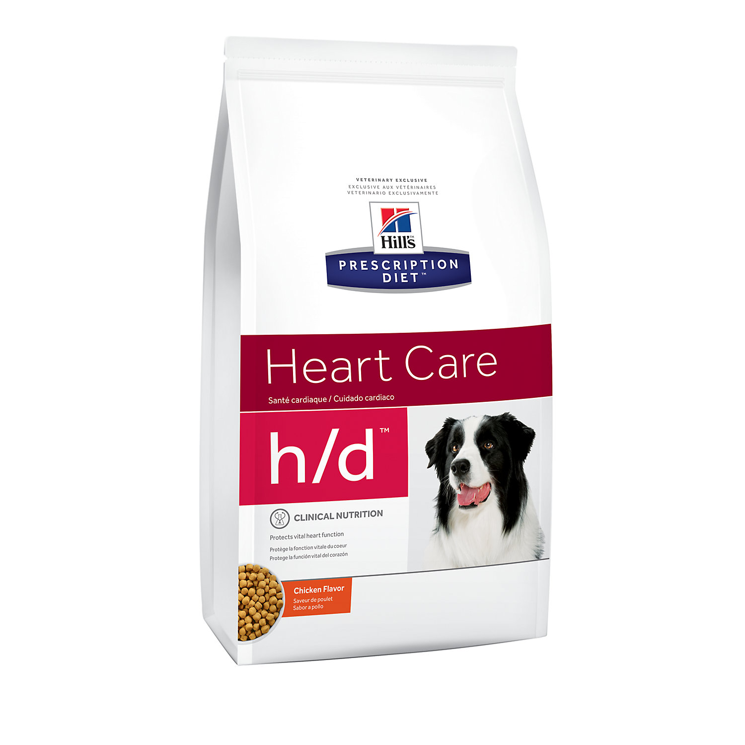 Hills Prescription Diet hd Heart Care Chicken Flavor Dry Dog Food