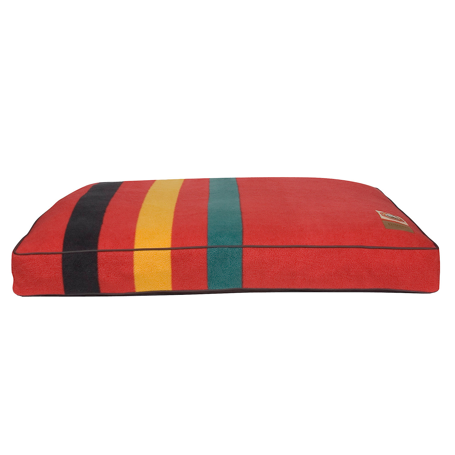 Pendleton Ranier National Park Dog Bed 40 L x 32 W Large Red