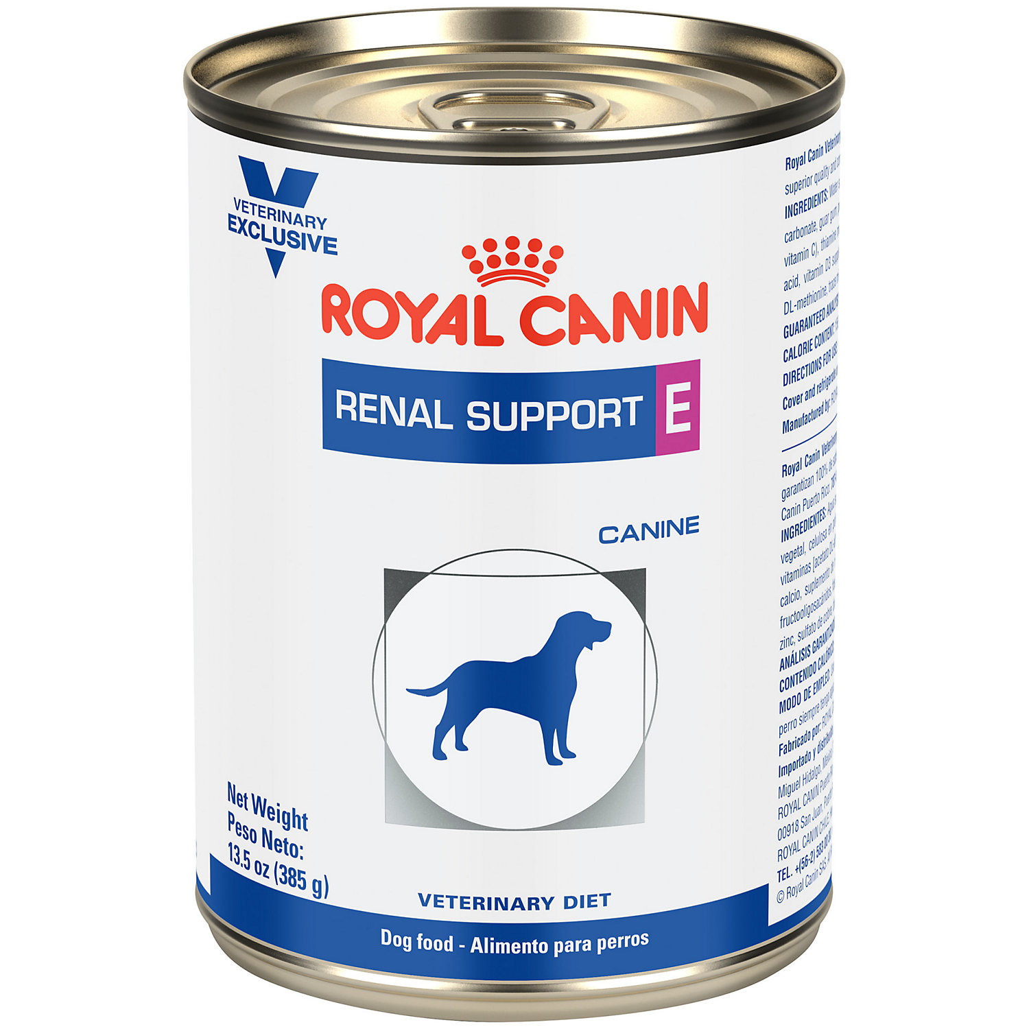 Royal Canin Veterinary Diet Canine Renal Support E Loaf In Sauce Wet Dog Food