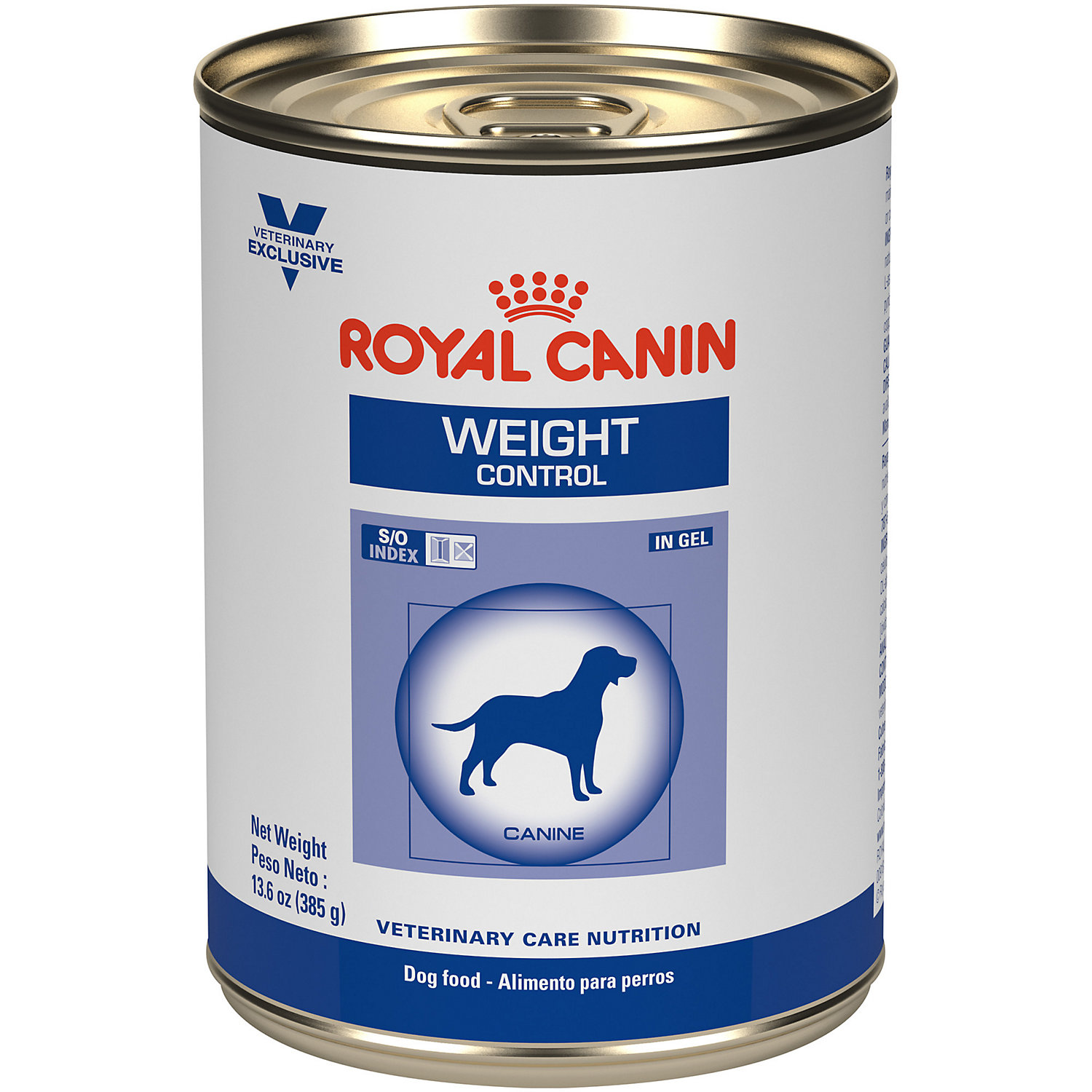 Royal Canin Veterinary Care Nutrition Canine Weight Control In Gel Wet Dog Food