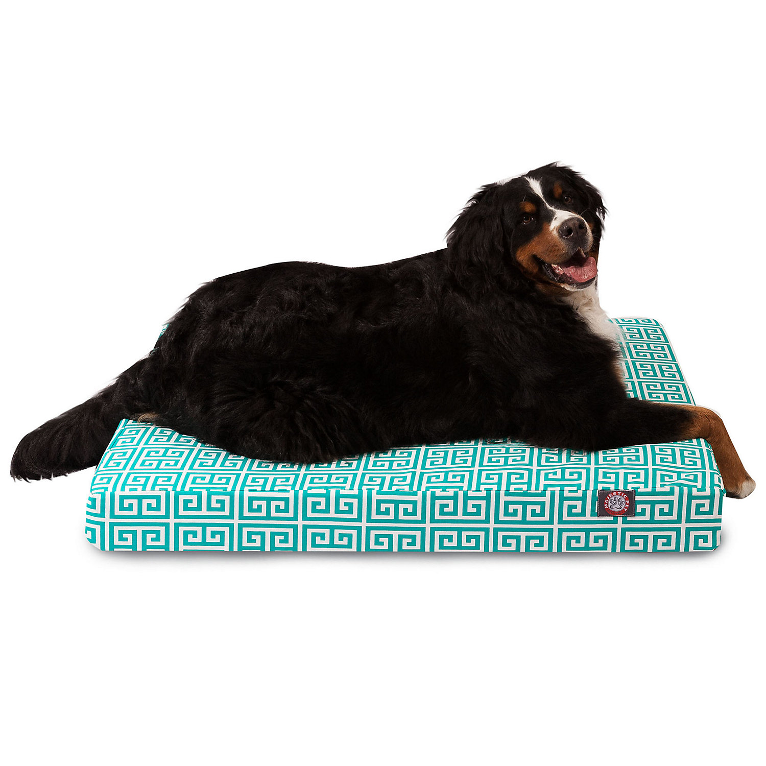 Majestic Pet Pacific Towers Orthopedic Memory Foam Rectangle Dog Bed