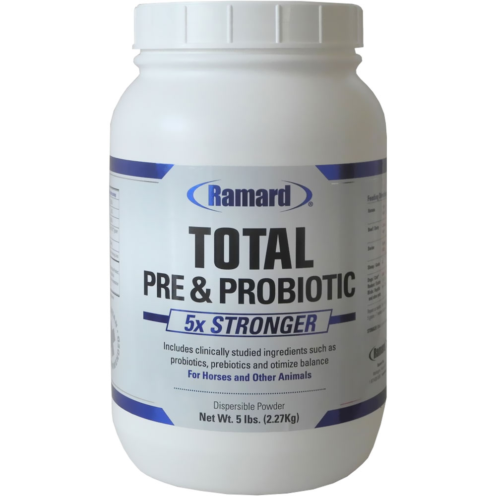 Ramard Total Pre  Probiotic Powder 5 lb
